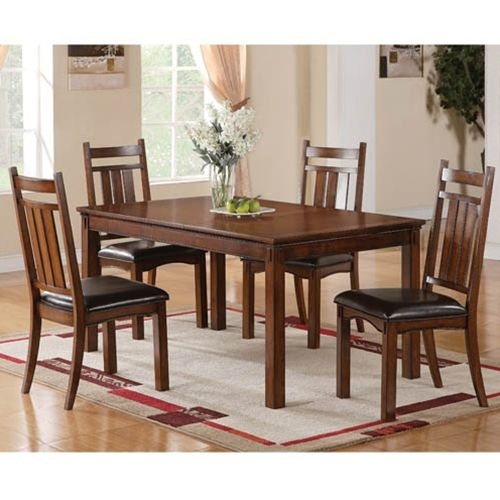 Chadwick Dining Set Table And Four Chairs 699 99 Available At Just Cabinets Furniture
