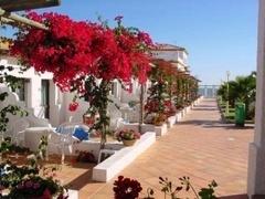 Hotel Playa De La Luz, Rota, Spain...I wanna go back!  Lived here for a few years--beautiful!