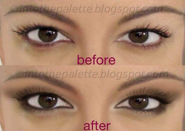 Best Makeup Hooded Eyes