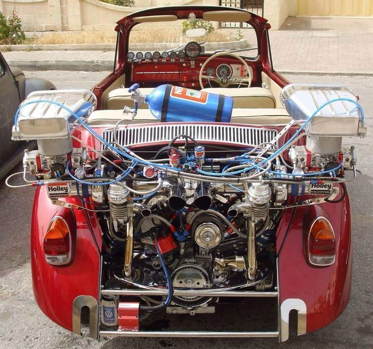 Vw Bug Engines Through The Years: 124 Best Images About Crazy Ridez On Pinterest
