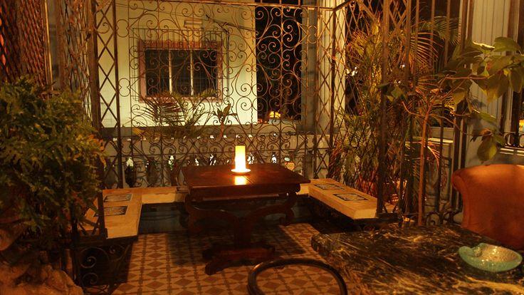 Impressive Cuban Decor #9 Le Chansonnier Havana Cuba Restaurant