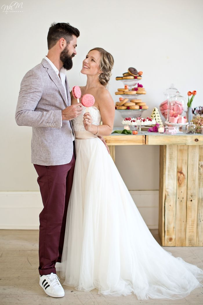 The Colour of Love   A Styled Shoot