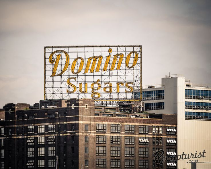 Domino Sugars, Baltimore, Maryland.