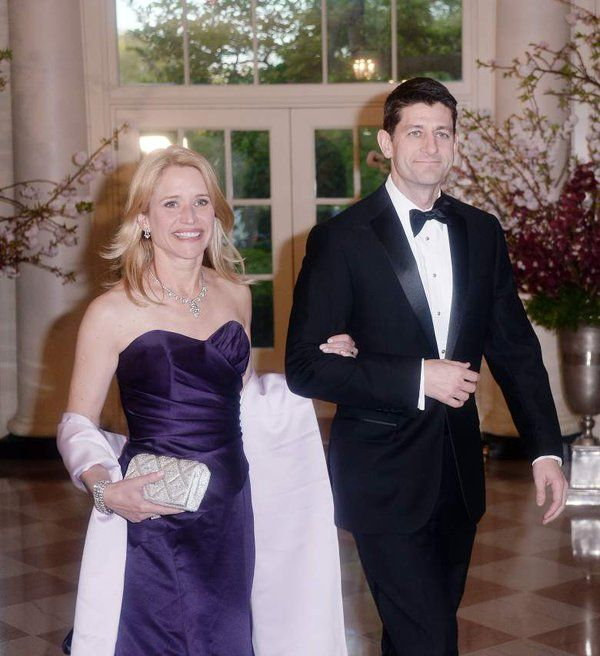 DID YOU KNOW:Speaker Ryan's wife is a millionaire Lobbyist for the Democrats Hmmmm! Anybody see sort of a problem with how our government is ran? Where are their allegiances?