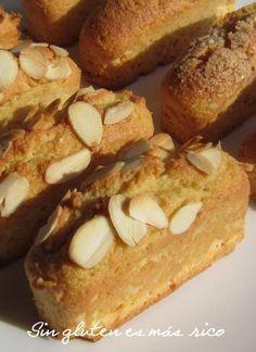 Sin gluten es más rico: Pequeños pecados de almendra y coco