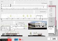 Concurso de Arquitetura - Mercado Público de Lages - 1º Lugar - Prancha 03