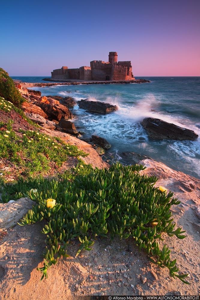 Le Castella, Calabria, Italy