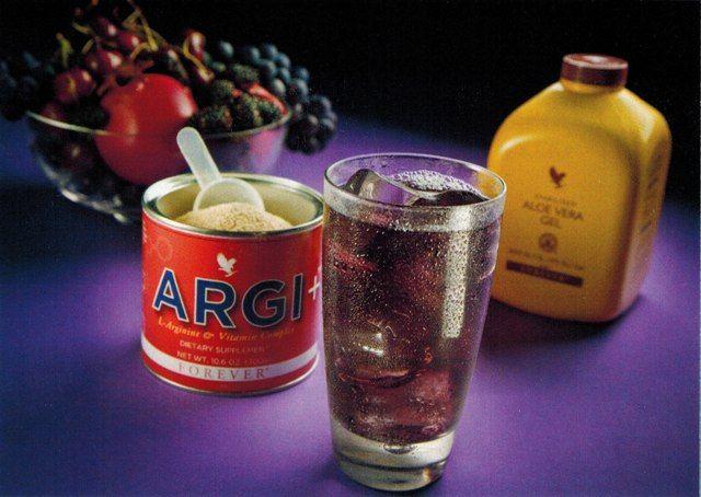 ARGI+ Nutrient Superhighway