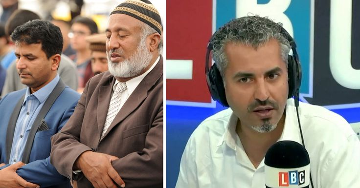 """LBC host Maajid Nawaz has insisted there is a """"huge problem"""" when it comes to Muslim communities integrating in Britain. Maajid Nawaz on British Muslims not integrating in UK The founder of counter-extremist think tank Quilliam Foundation claimed it did not serve British Muslims for the country..."""