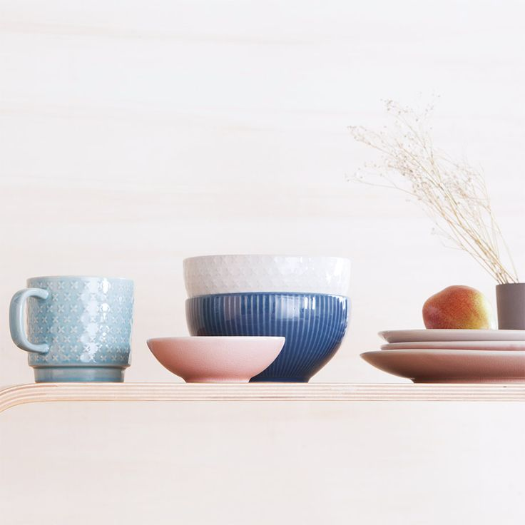 Tableware with Japanese Design Clarity