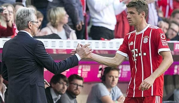 Bundesliga: FC Bayern: Heynckes denkt an neuen Stürmer