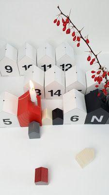 Hausbox24, der Design Adventskalender, DIY, Cultform