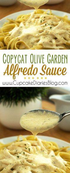 17 Best Ideas About Alfredo Sauce On Pinterest Homemade Alfredo Homemade Alfredo Sauce Recipe