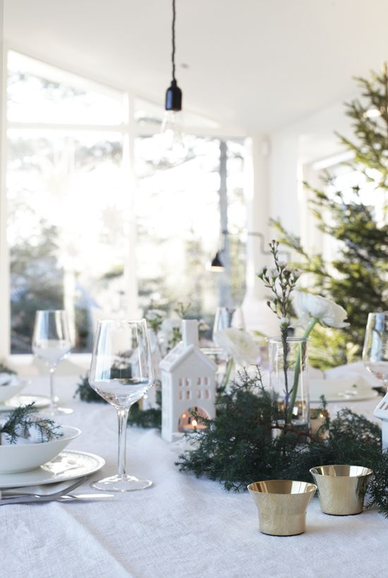 A Norwegian home at Christmas