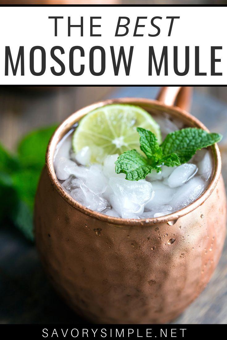 Moscow Mule Recipe Moscow Mule Recipe Mule Recipe Food Recipes