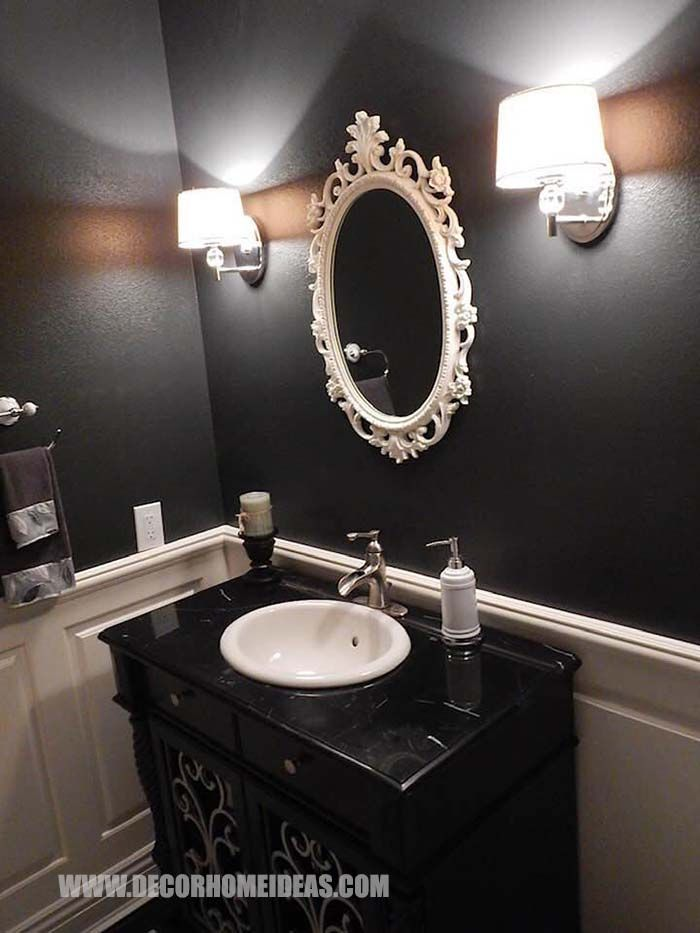 10 Best Paint Colors For Small Bathroom With No Windows In 2020