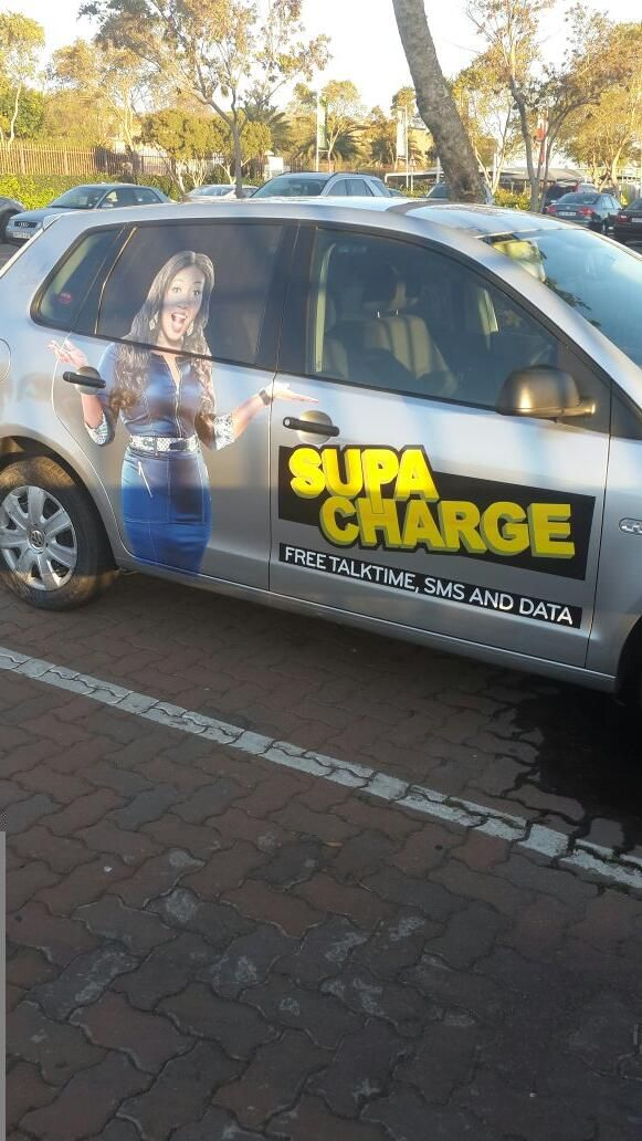 Tumi is SUPACHARGED with CellC!
