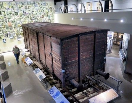 36 Hrs in St Pete: Florida Holocaust Museum conveys horror, process of genocide