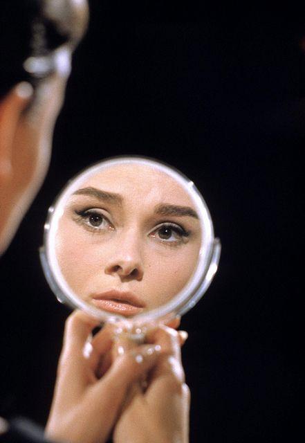 Audrey Hepburn by Milton H. Greene