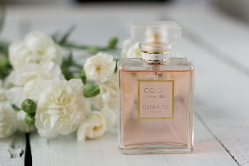 Chanel, CoCo Mademoiselle (one of the expensive things that is worth it!) One bottle lasts forever....Reserved for special dates and all that glamour...
