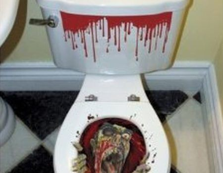 10 weird yet funny toilet seat designs