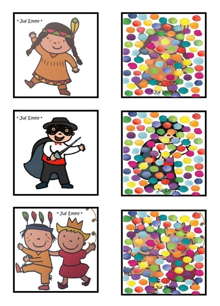 Juf Emmy!  Confetti-Memory  4/4