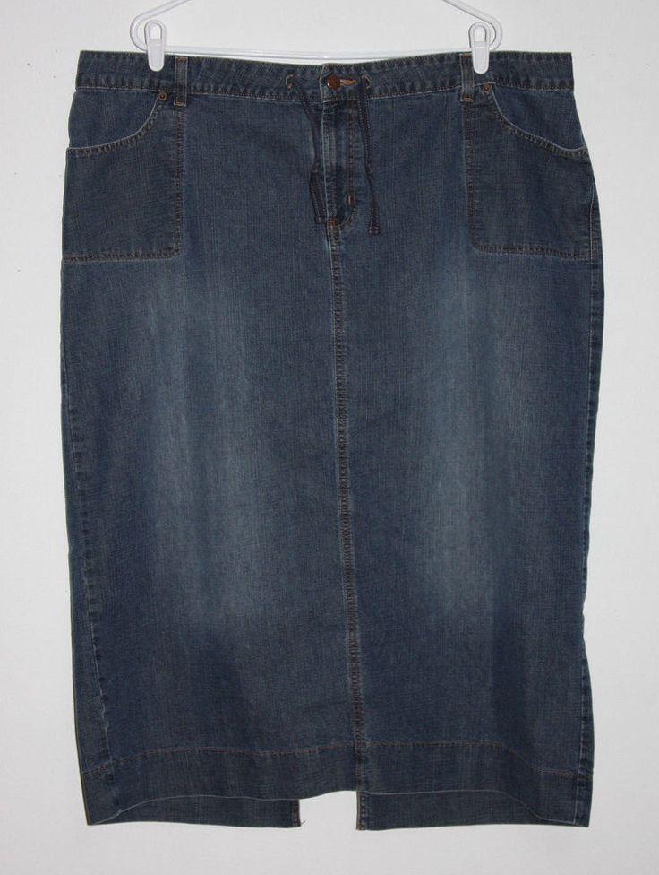 Venezia 24 Blue Jean Denim Skirt Plus Size #Venezia #Jeans #denim #skirt #plussize #shopping #fashion