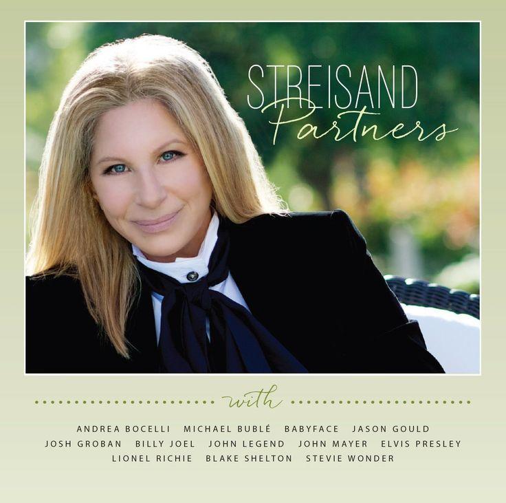 "The Art Cellar: ""Partners"" Barbra Streisand with..."