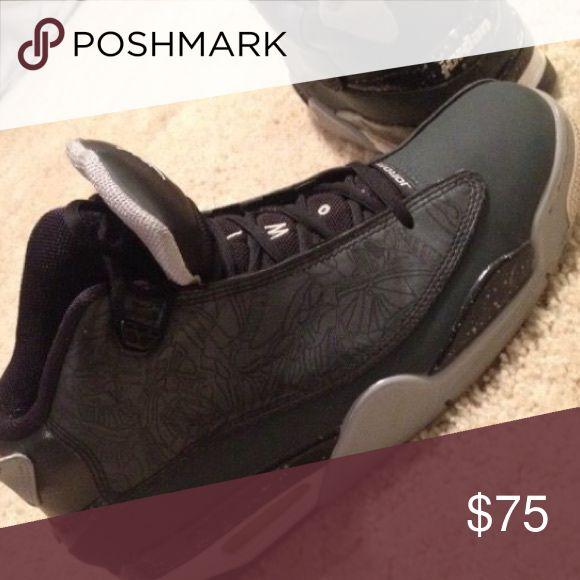 Jordan dub zeros Size 10 Nike Shoes Sneakers