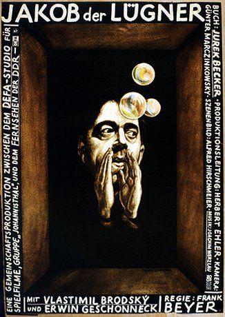 Plakat Jakob der Lügner