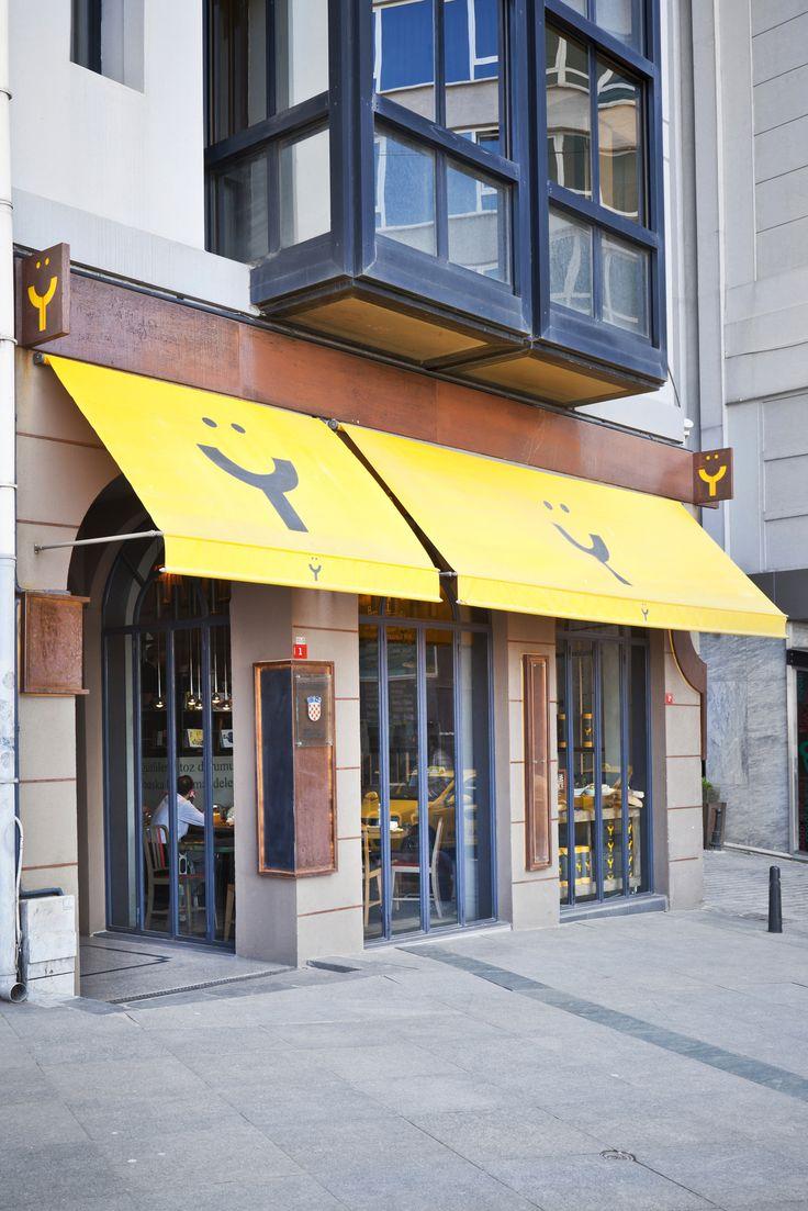 Y, a great restaurant