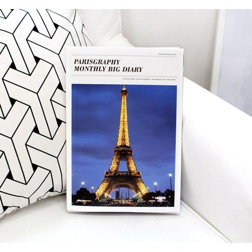 indigo paris photography undated monthly big diary scheduler httpwwwfallindesign