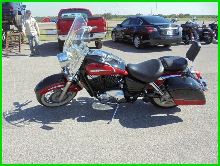 Honda SHADOW 1100 2000 Honda Shadow Aero 1100 Cruiser Great Motorcycle