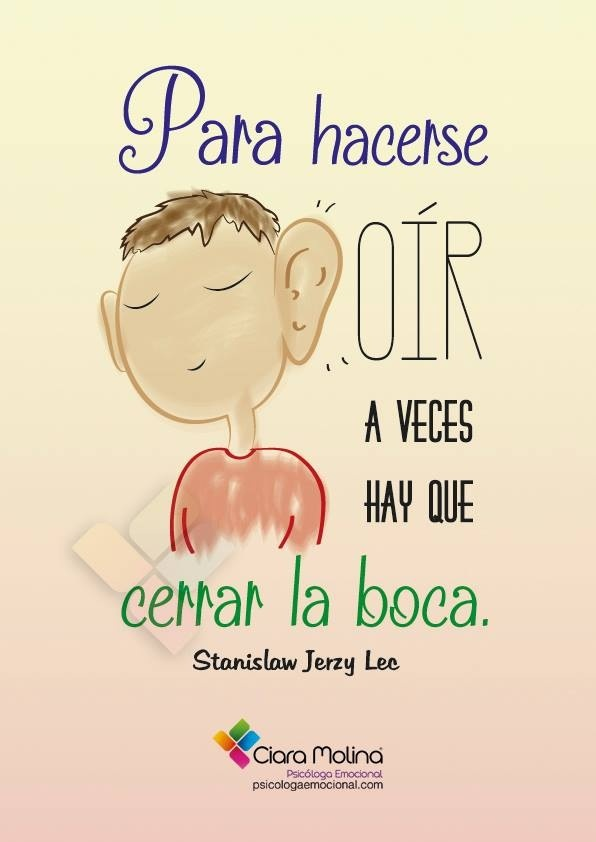 Hacerte oír (pineado por @PabloCoraje) #Citas #Frases #Quotes #Love #Amor