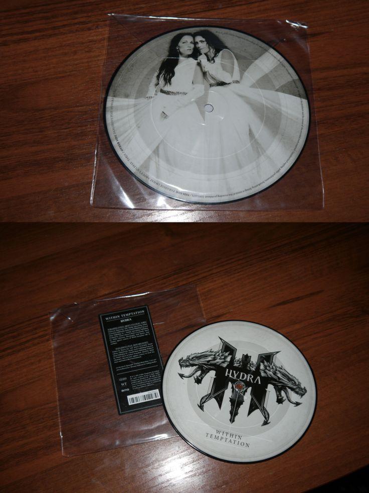Within Temptation - Paradise, Dangerous mini-LP (2013)