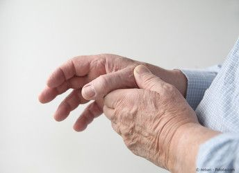 Schmerzende Fingergelenke