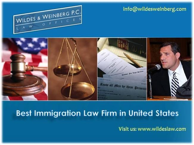 Wildes Weinberg P C Is The Best And Most Preeminent Immigration Law Firm In Nyc