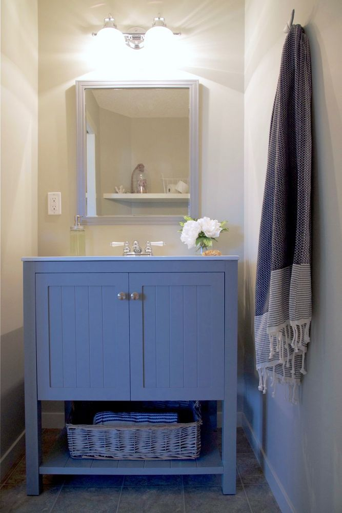 How To Make Your Half Bath Look Amazing In 12 Hours Swings Half Baths And Bath