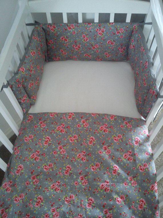 Swinging Crib Bedding Bale