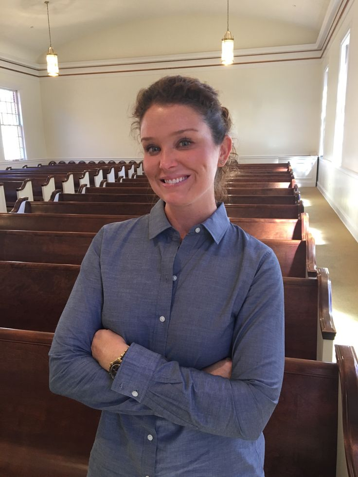 Faces of Hall County: the Rev. Liz Coates