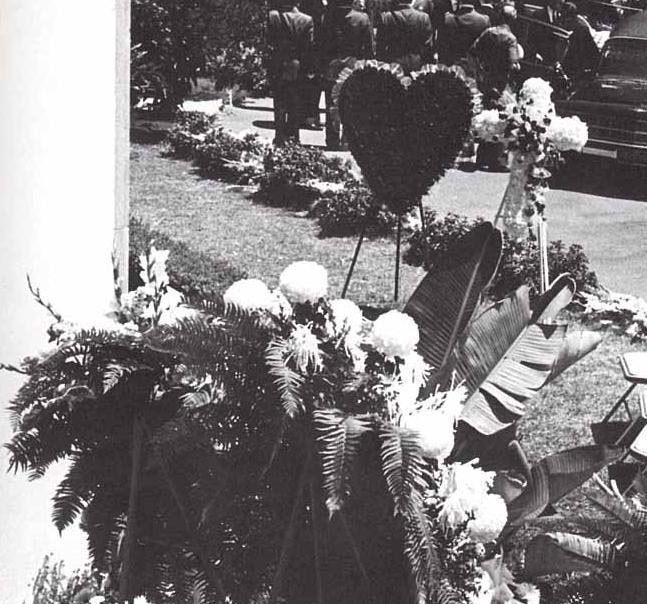 Marilyn Monroe's Funeral 8-8-62