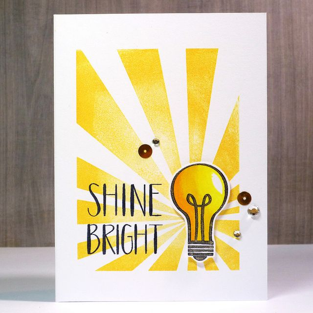 Neat & Tangled: Sparkle & Shine and Sunburst by *茵~, via Flickr