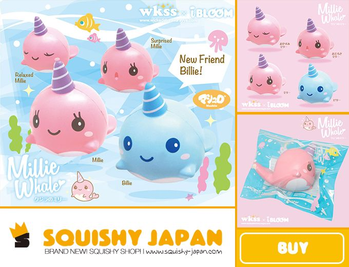 14 best squishy-japan.com images on Pinterest Squishies, Bloom and Ibloom squishies