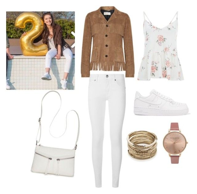 Neslihan atagul style by maysali on Polyvore featuring polyvore, fashion, style, Yves Saint Laurent, Burberry, NIKE, Bueno, Olivia Burton, Sole Society and clothing