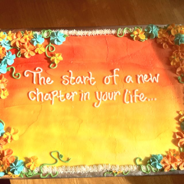 Retirement Cake   http://suddenly65.com