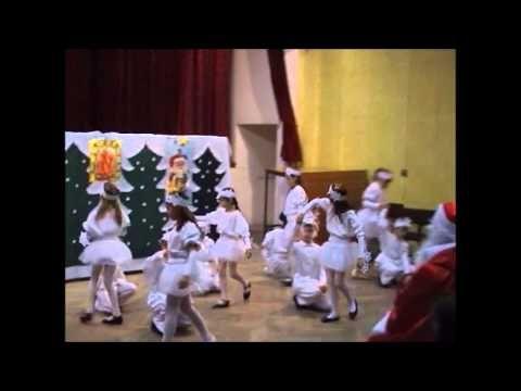 Karácsonyi műsor, Tát, III. Béla Általános Iskola, 2011. 4/2. rész - YouTube