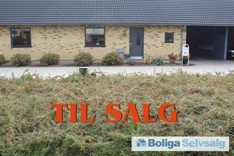 Møllemarksvej 99, 4681 Herfølge - Dejligt velholdt andelsrækkehus #andel #andelsbolig #rækkehus ...