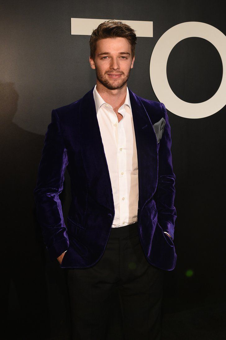 Pin for Later: Stars Turn Tom Ford's Runway Show Into an Event of Epic Proportions Patrick Schwarzenegger