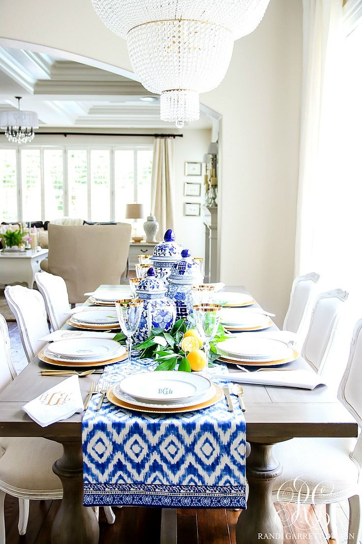 3 Sentimental Gift Ideas For Motheru0027s Day U0026 How To Set A Blue And White  Table Just For Her