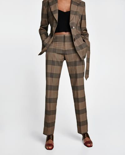 271921a1 Women's Suits | New Collection Online | ZARA United Kingdom | men in ...